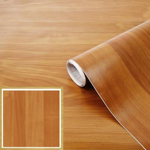 Faerezetű öntapadós tapéta, világos égerfa 200-2906A