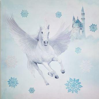 Szárnyas ló kép 4169