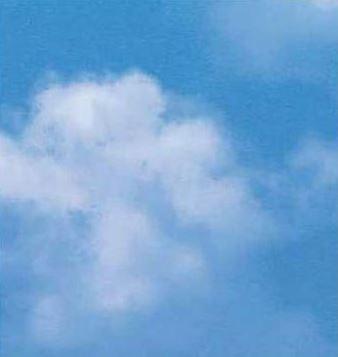 Venilia CLOUDY SKY 11501. felhő