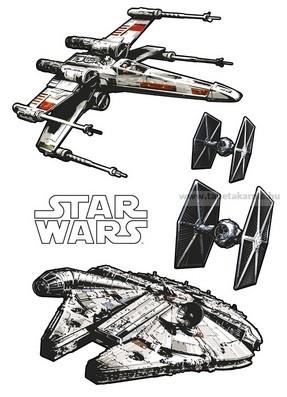 Star Wars falmatrica 14723.