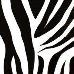 Zebra csíkos öntapadós tapéta 15-6495