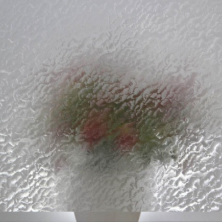 Öntapadós üvegtapéta hómintás Snow 200-0907.