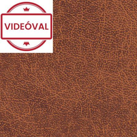 Öntapadós tapéta barna bőr szín, Goldhavanna 200-1920.