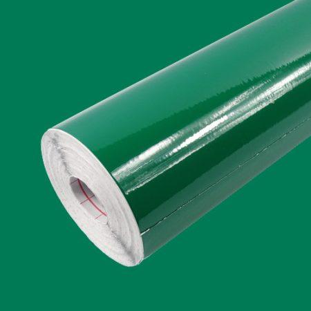 Fényes smaragdzöld öntapadós tapéta 200-2539.
