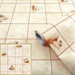 Öntapadós tapéta kőmintás Pot beige 200-2619