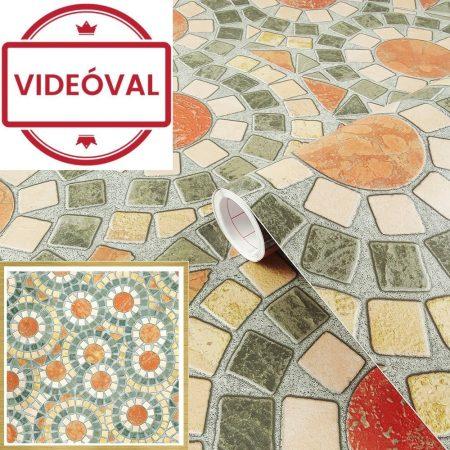Öntapadós tapéta kőmintás Opaco Pianetra 200-3126.