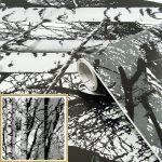 Öntapadós tapéta, erdő  Wood 200-3197.