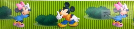 Mickey egeres öntapadós bordűr 22916.