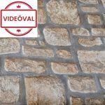 Kőmintás öntapadós tapéta 45 vagy 90cm Steinbruch .