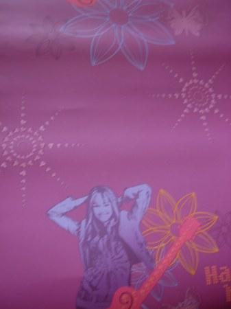Hannah Montana tapéta.
