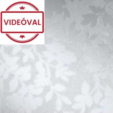 Virágmintás statikus üvegtapéta Spring  338-8027.