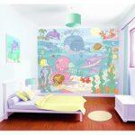 Walltastic  A tenger világa bébi poszter 40625.