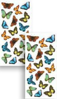 Pillangók falmatrica 59455.