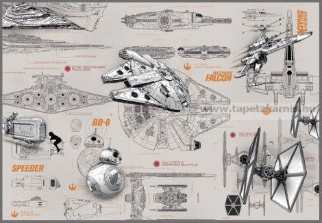 Star Wars poszter 8493