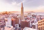 San Francisco reggel poszter 8535.