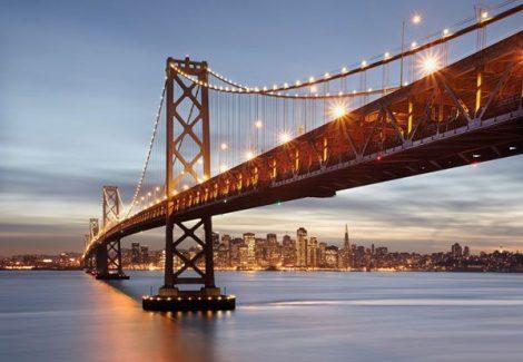 Bay Bridge poszter 8-733.
