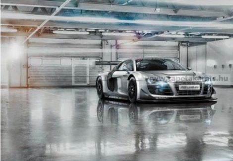 Audi R8 Le Mans poszter 8957.