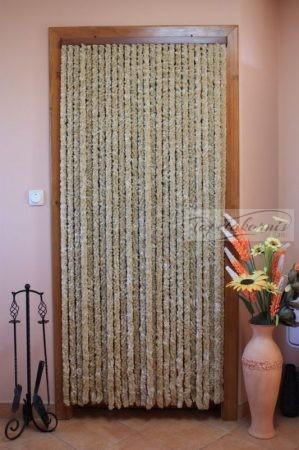 Bozont függöny 90x200cm bézs