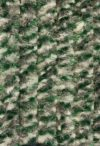Bozont függöny 90 x 200cm zöld/szürke/fehér