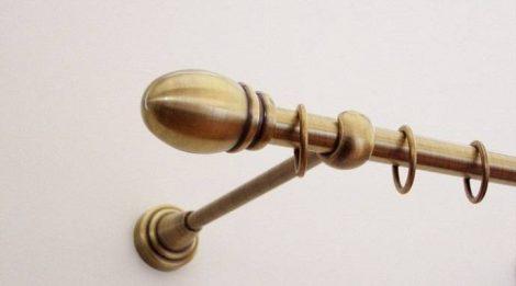Landhouse karnisgarnitúra 16mm 2. Jogar véggel