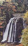 Vízesés őszi erdőben POSZ12.