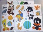 Baby Looney Tunes Csőrike falmatrica-SM542.