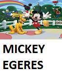 Mickey egeres poszter