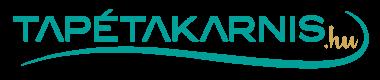 Tapétakarnis logó 380x80